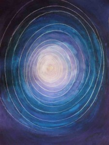 Blauwe Spiraal