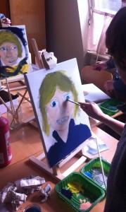 Workshop Portretschilderen