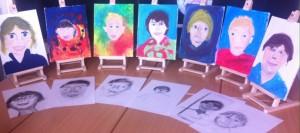 Workshop Portrettekenen 2